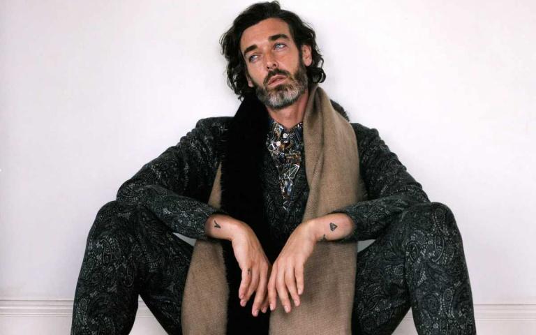 被譽為世上最會穿衣服的男人  Richard Biedul!