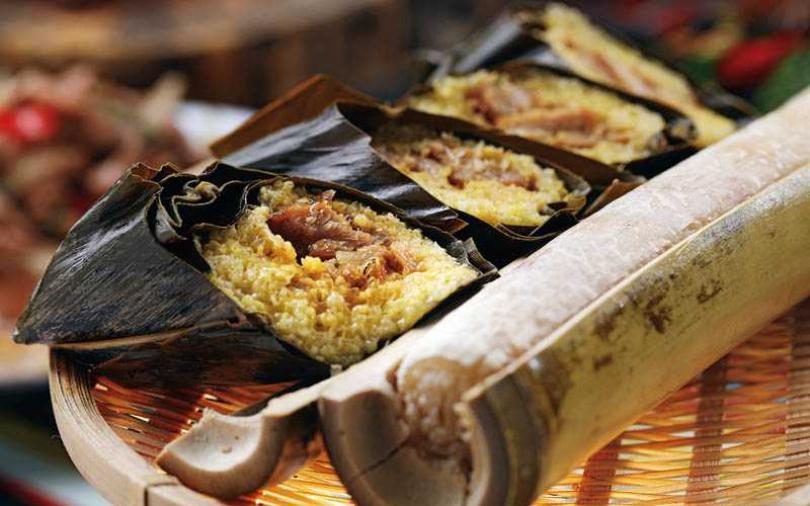 【部落好滋味2】獵宴原住民風味料理音樂餐廳 石煮法 減碳保鮮