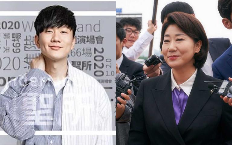 韓國政壇驚見「女版林俊傑」 羅美蘭放話新片票房達標就參選