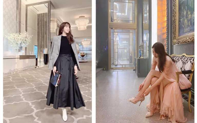 上流戰爭女主角李智雅超會穿!原來私底下IG穿搭風格也這麼美,一起學她的休閒運動風!