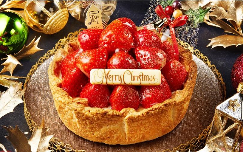 草莓季到囉!起司塔豪華變身 冬季限定豪華版草莓派對鋪好鋪滿
