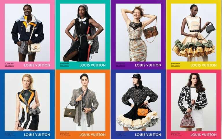 想買新貨?LV路易威登最新2020秋冬女裝系列搭最新包款,大片搶先看!