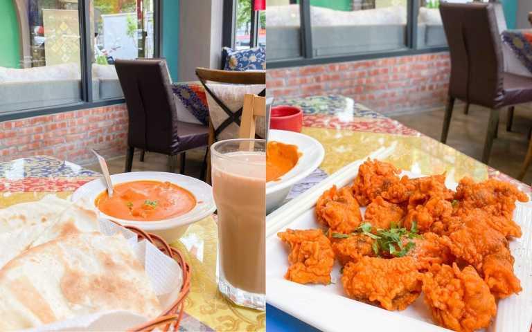 印度料理不只咖哩和烤餅!坦都里烤雞也超讚!