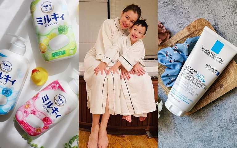 大人小孩都能安心一起用的身體保養霜、沐浴乳!超人氣居家保養品,讓全家一起變美麗!