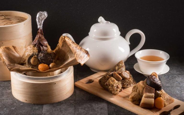 【端午粽情-2】大口吃肉 鴨腿、牛小排、東坡肉霸氣包入粽