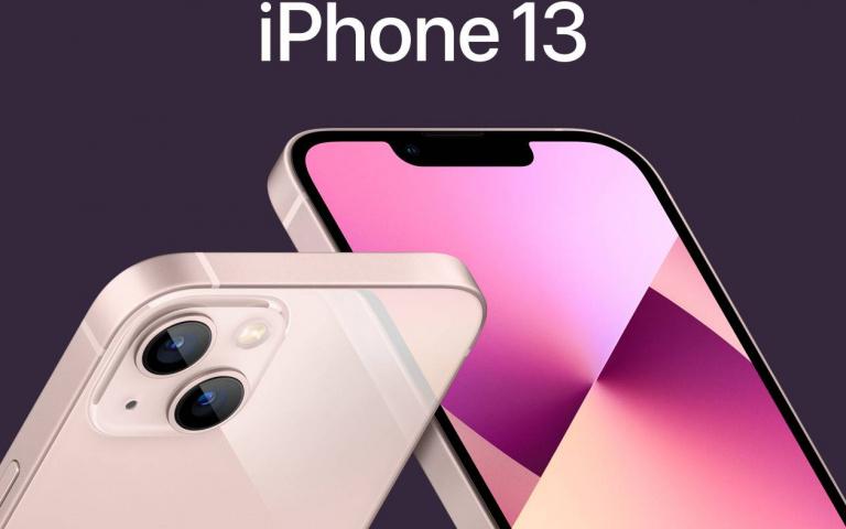 萬眾期待iPhone 13系列四款機型來了!