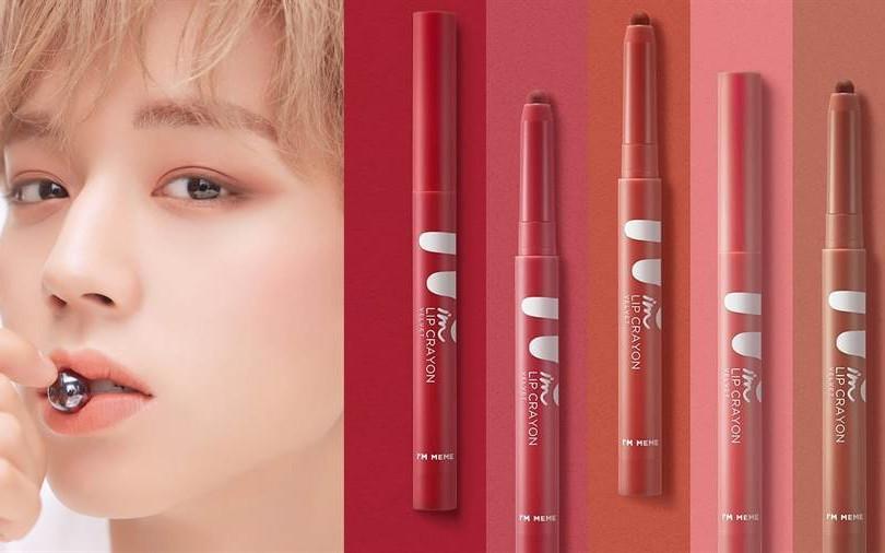 原來韓國超夢幻撕漫男朴志訓偷偷畫這唇膏,想要他的唇色,這五個色號你一定要知道!