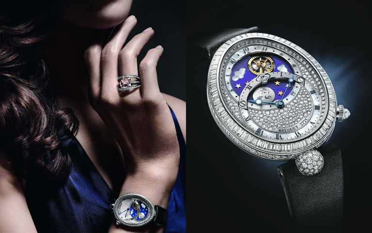 鑽點禮讚春暉時刻!精選10款高級珠寶鑽錶,送給最愛的媽媽每天放閃幸福光!