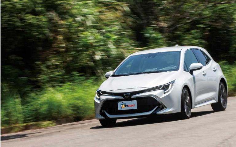 飆上路/東洋小鋼砲 Toyota Corolla Sport 正名解放衝勁