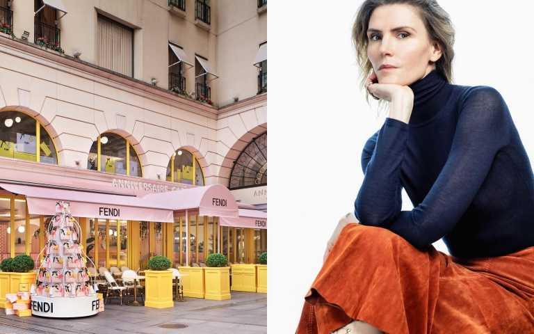 時尚進化論!FENDI開咖啡廳、Valentino上海辦展...當時尚品牌不安於室持續尋找更多可能