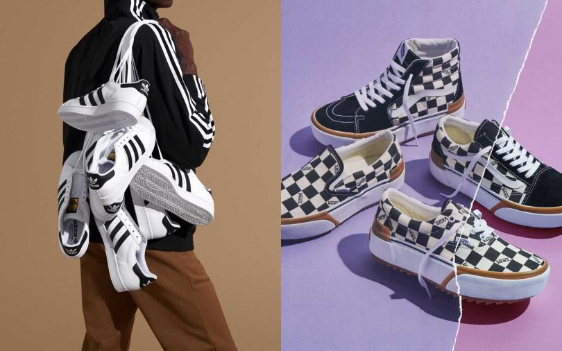 稱霸街頭時尚的經典鞋款再掀話題!不敗的熱賣人氣全新定義潮人STYLE!