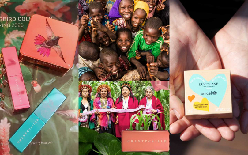 2020一起做善事愛地球! 買限量美妝品幫你做公益,積功德!