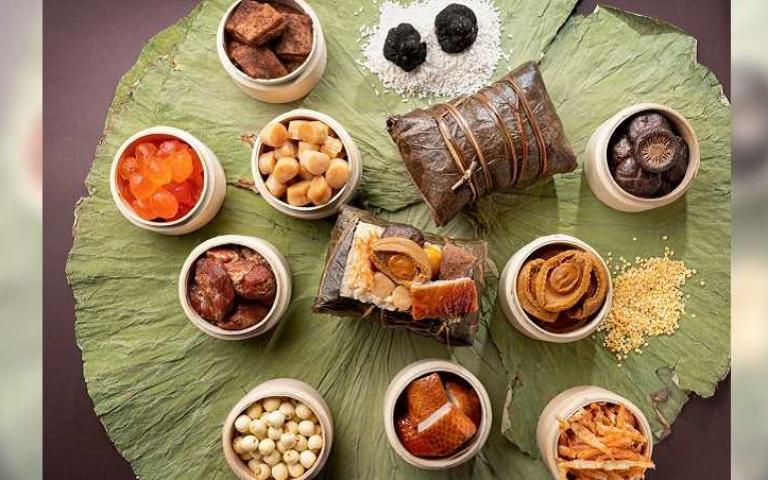 隆「粽」登場!頂級食材黑松露、和牛、鮑魚風味粽 限量勾食慾