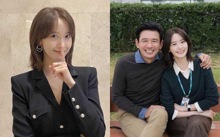 潤娥也剪了!演出新劇《Hush》剪端髮扮演實習記者,這個肩上層次髮在韓國真的好流行!