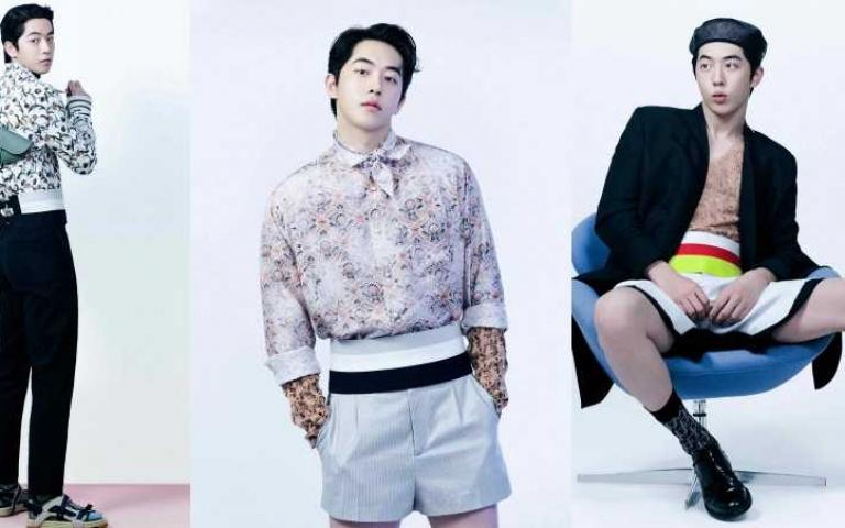 歐巴南柱赫身材也太好,帥到逆天!Dior 力邀拍攝2021 夏季男裝系列大片!