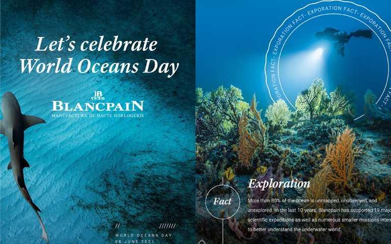 來看大海讓心情療癒解封!一鍵登入寶珀「心繫海洋計畫」線上直播 與全球同慶2021年世界海洋日