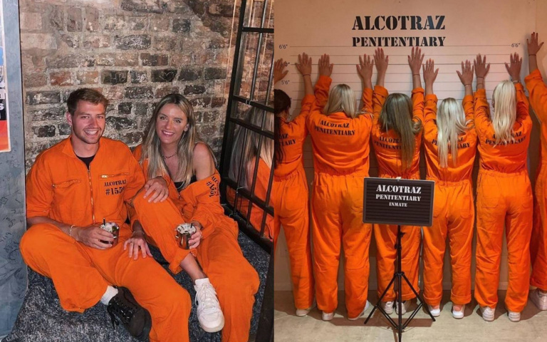 花錢找罪受?「監獄酒吧」想買酒還得「幫黑幫走私」,被典獄長抓包秒GG!