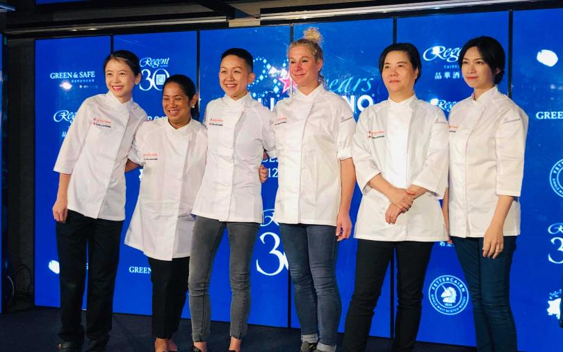【食代魅力女性高峰會1】聚焦三大世界級女主廚  用專業改變餐飲界職場生態