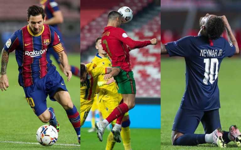 IG粉絲數最高的7位足球明星!第一名全球2.4億人都在關注超驚人