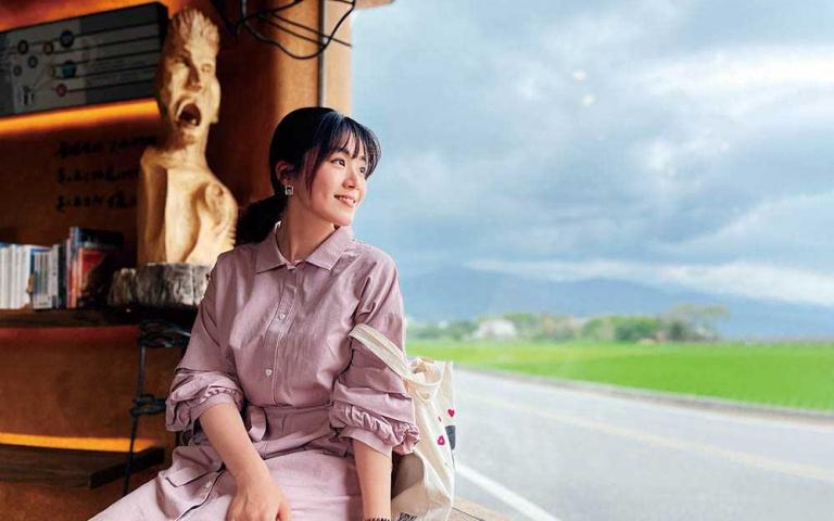 娛樂TeaTime/愛上台東人情味 楊小黎輕旅行獨享神仙湯