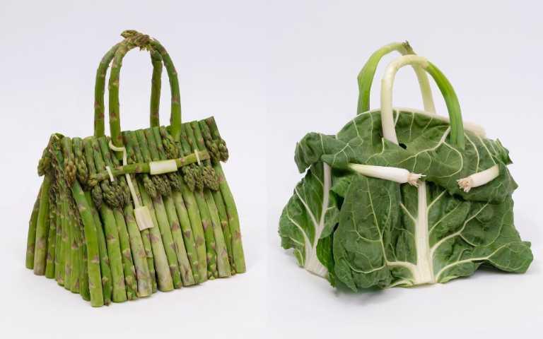 這款「柏金包」我買得起!捨去高級皮革,愛馬仕一口氣推出3款「蔬菜包」!