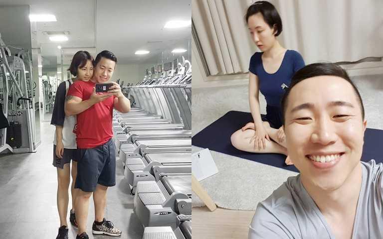 情侶夫妻的運動情趣!學韓國健身情侶『Thankyou BUBU』的互動瘦身操 感情變好又變瘦就靠它!
