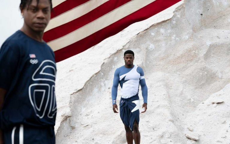東京奧運也有時裝週? 利比亞國家代表隊制服出自設計師Telfar Clemens之手!