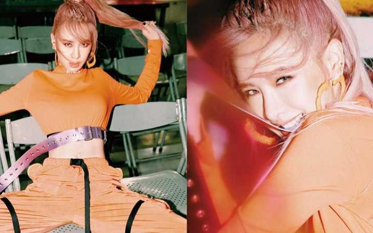 安心亞狂操24小時 熱跳「窒息性舞蹈」被封台版泫雅
