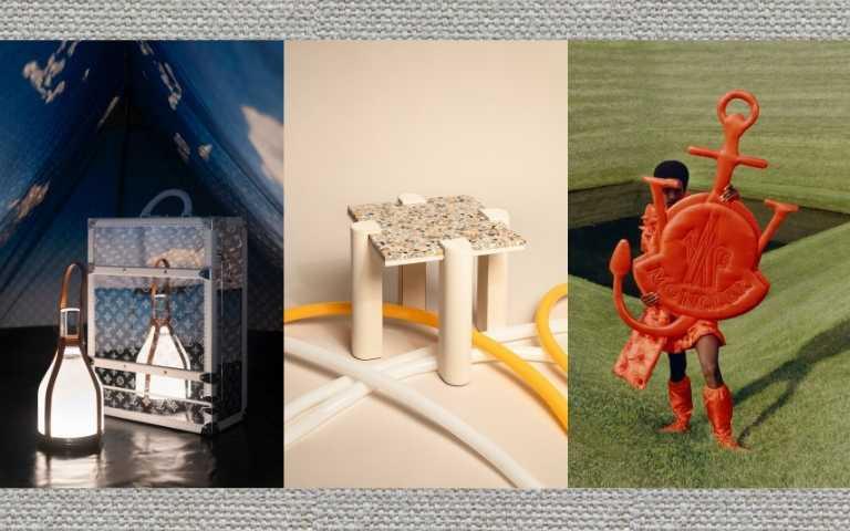時尚UPDATE!愛馬仕120萬大理石桌、LV硬箱紛紛來台開展 時尚迷一週必追時尚大事