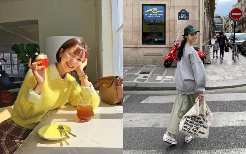 解決一拍照尷尬癌就上身的煩惱!時髦的韓妞美照原來都是這樣拍的!