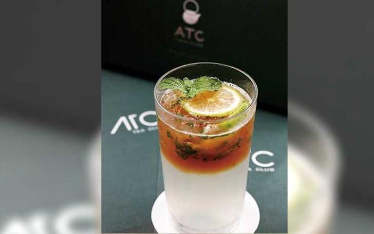 【復古潮茶店5】ATC茶飲俱樂部 拉霸茶飲復古時髦
