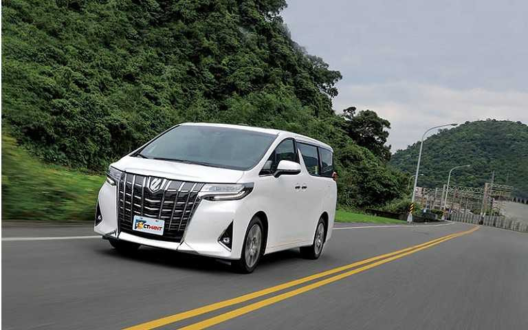 TOYOTA ALPHARD Executive Lounge 3.5 霸氣總裁專屬