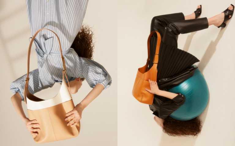 背上夏日輕鬆感 比利時皇室御用品牌DELVAUX推新包