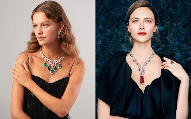 彩色寶石變形金剛!Van Cleef & Arpels梵克雅寶全新高級珠寶 自由玩轉可換式設計