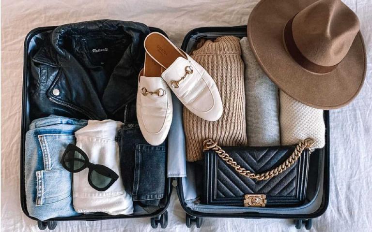 報復性出遊行李爆多?行李收納訣竅教你如何輕便出遊