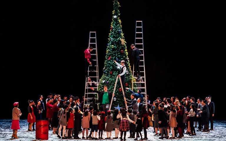 NTT耶誕鉅獻 浦契尼歌劇《波希米亞人》