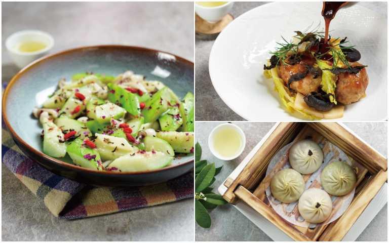 一起來找茶!中式、法式餐廳主廚以茶入饌 創新料理清香好回甘