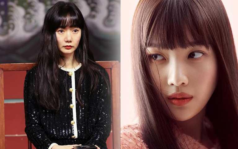 《李屍朝鮮》裴斗娜跟JOY「差17歲」卻看不出來,原來是因為髮型減齡