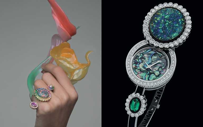 「雙生」意念刻劃寶石情感!DIOR ET MOI高級珠寶腕錶展,總價超過11億台幣華美作品璀璨登台!