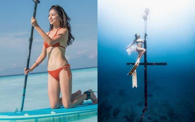 海邊戰袍該怎麼挑?Sub、浮淺、拍美照 搭對泳衣才能拍出時髦度假大片