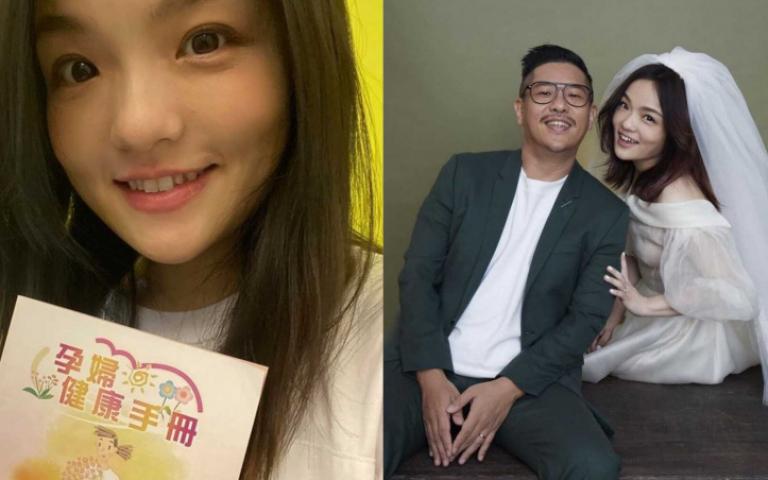 徐佳瑩報喜懷男胎5個月 導演老公比爾賈回應了