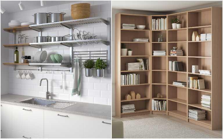 收納好物推薦!從客廳、廚房到書房,全都在IKEA買的到!