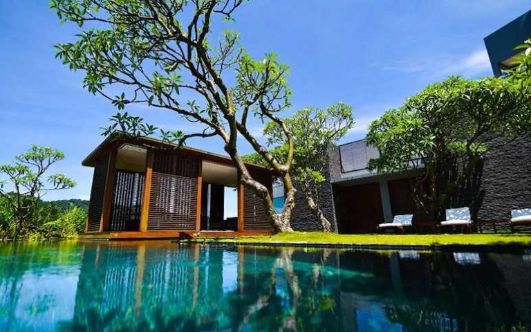 享受一下曬太陽又泡水的感覺~找個有美麗泳池的地方住一晚! 全台泳池美景飯店推薦~(中部篇)