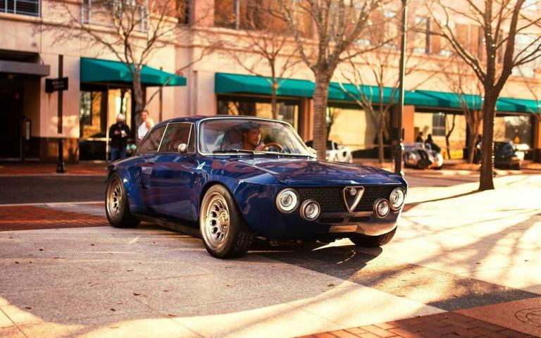 老東西 新心臟!Alfa Romeo 「Totem GT Electric」~義大利Totem Automobili電能力作!