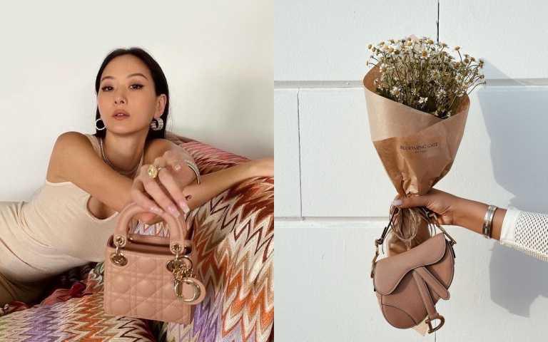 根本吃可愛長大的!一覺醒來全球潮人都在討論這系列 #DiorMicroBag