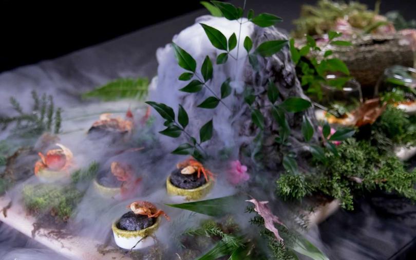【食代魅力女性高峰會2】五位女主廚十手聯彈 精緻晚宴菜色曝光