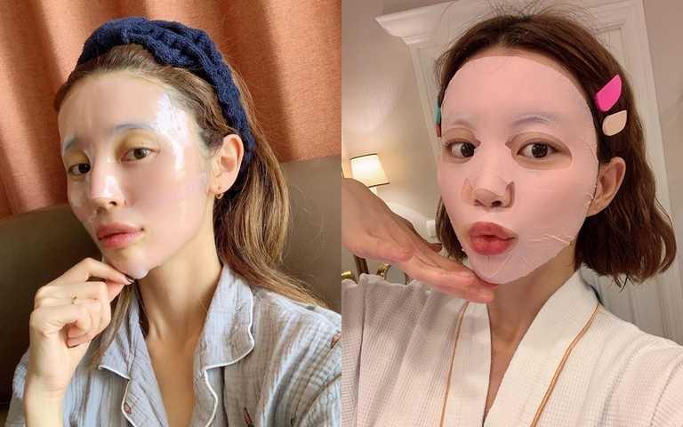 面膜敷完當下很有感就是好?皮膚科醫師點出台灣消費者對面膜的5大錯誤觀念!