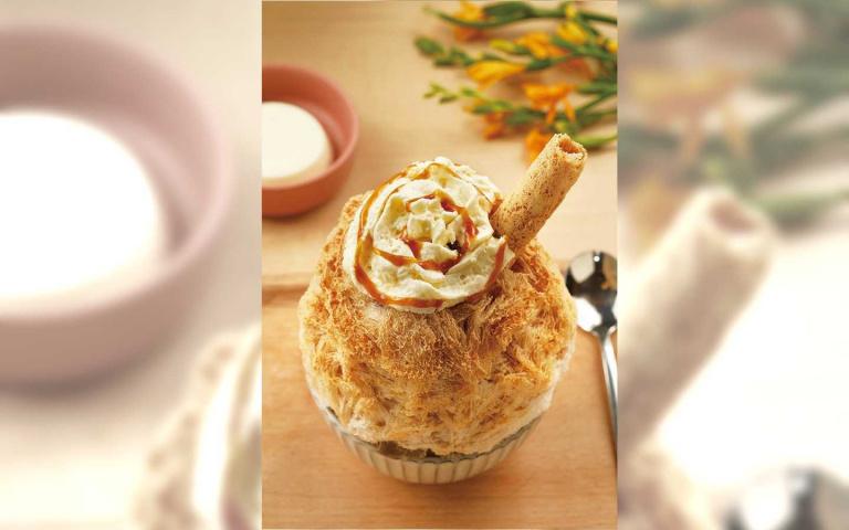 高顏值冰品3/挖寶食趣 冰藏甜奶酪