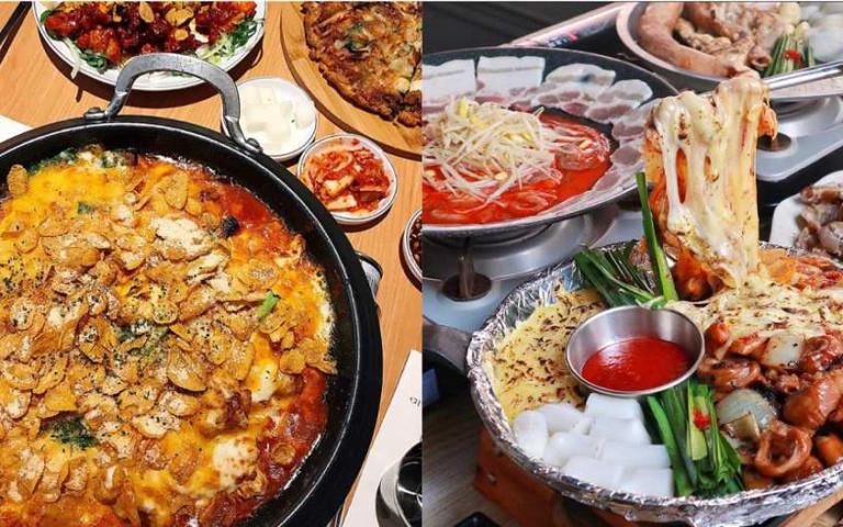台北韓式料理推選!不用出國也能享受到滿滿韓味~