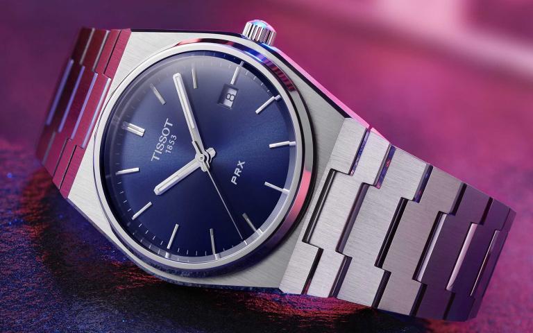 凝聚昨日與未來精髓的經典錶款 Tissot PRX 40 205!